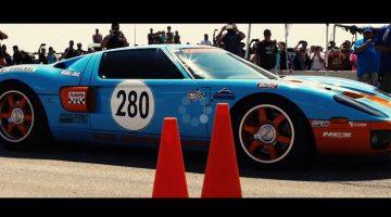 M2K Motorsports Ford GT is de snelste ter wereld 469 kmh