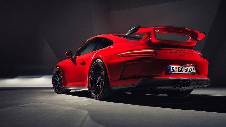 Porsche 991 GT3 facelift