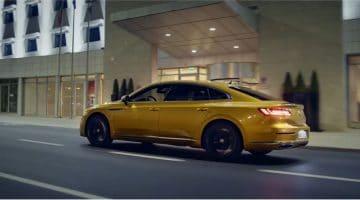 Volkswagen Arteon promo