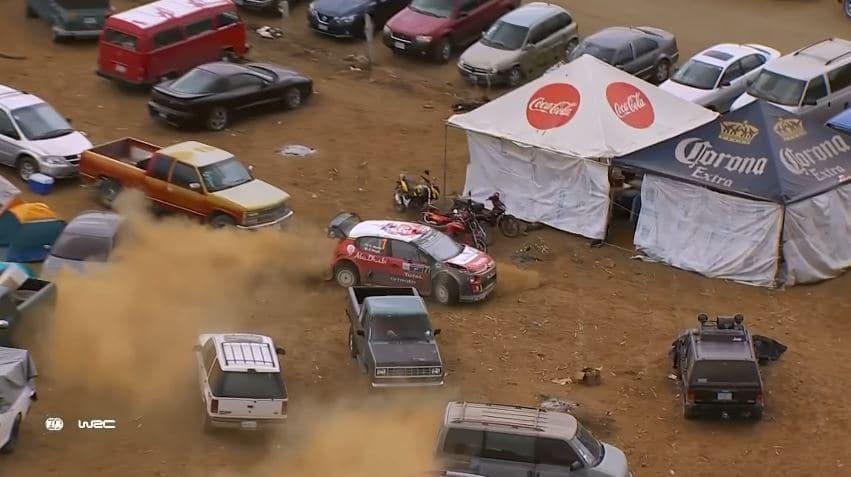 WRC 2017 - Rally Mexico Highlights