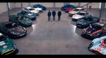 28 Aston Martins