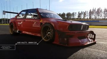 BMW E30 Time Attack