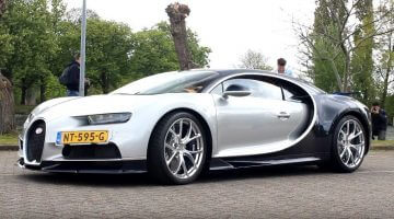 Bugatti Chrion Nederland