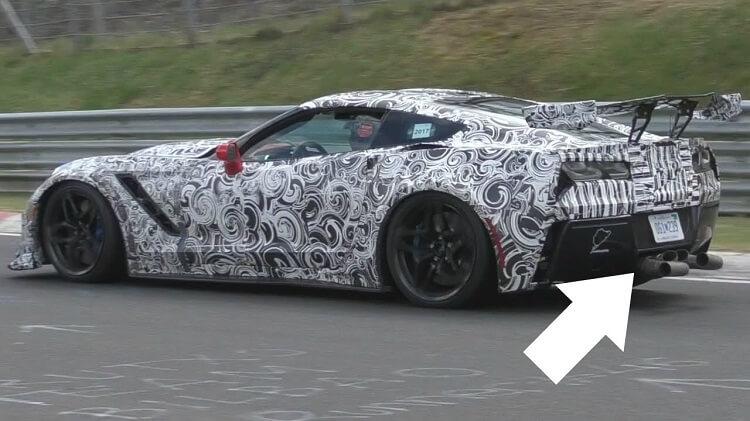 Corvette ZR1 Nordschleife