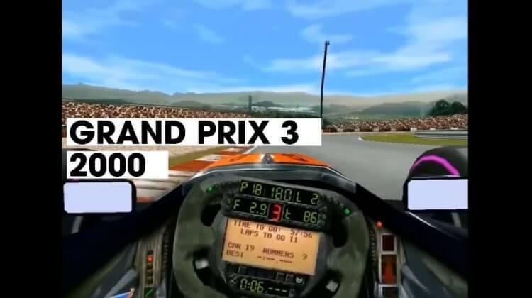 De evolutie van het Sim Racen