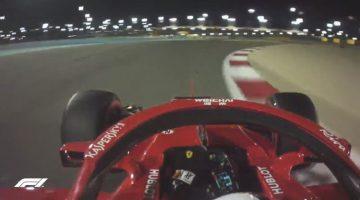Formule 1 Bahrain Circuit Lap Record