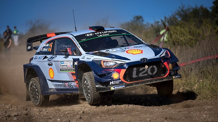 Thierry Neuville Rally Argentina