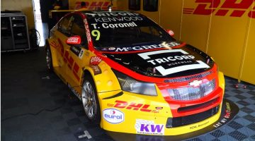 Tom Coronel over zijn TC1 Chevrolet Cruze WTCC