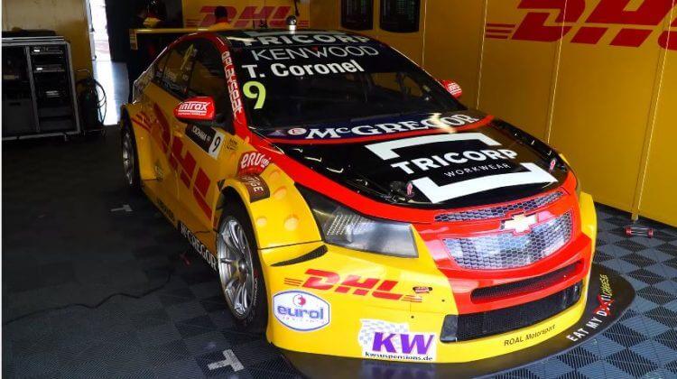Tom Coronel over zijn TC1 Chevrolet Cruze WTCC