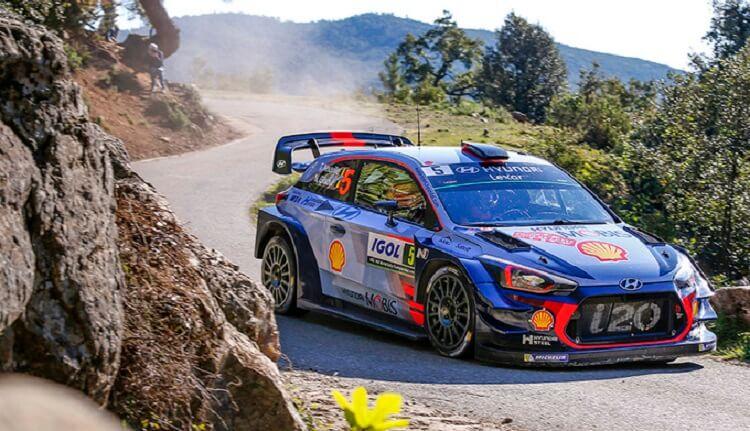 WRC 2017 - Tour de Corse Highlights