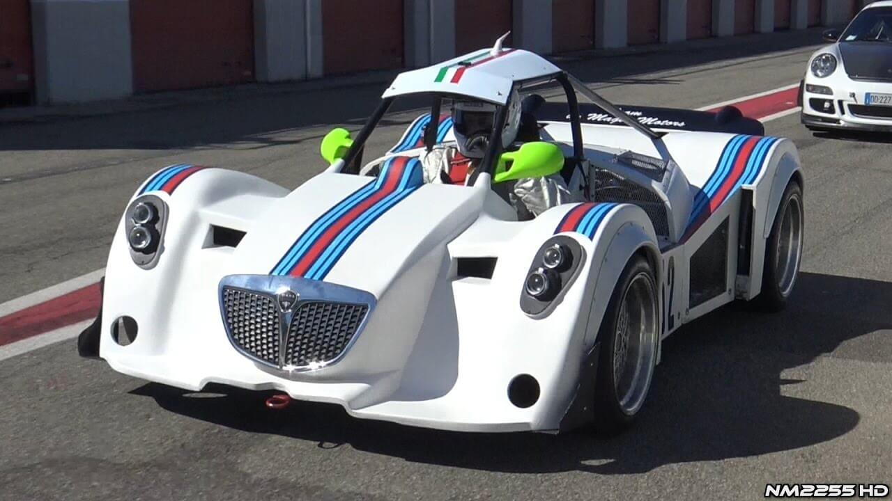 Zelfgebouwde Lancia
