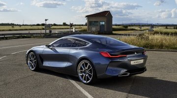 BMW 8-Serie Concept