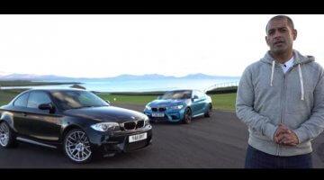 BMW M2 vs BMW 1M Coupe