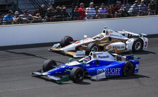 IndyCar 2017 - Indy 500 Highlights