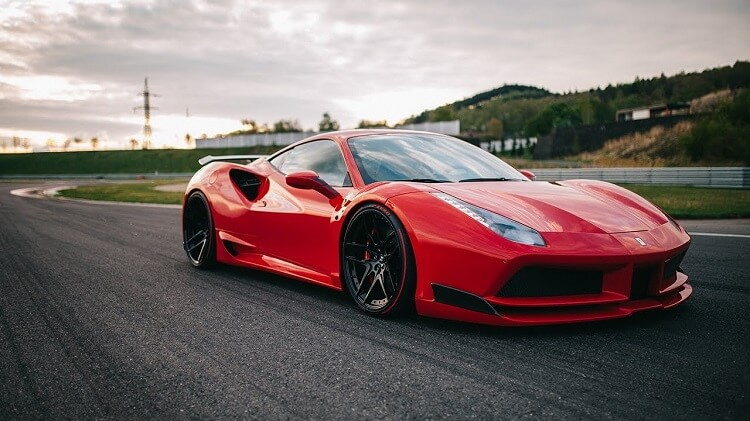 Novitec Ferrari 488 N-Largo