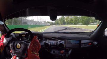 Onboard FXX K Monza