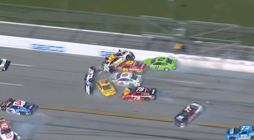 Talladega 500 - World's Fastest Junkyard