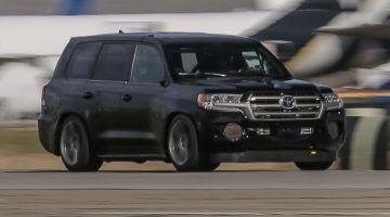 Toyota Land Speed Cruiser