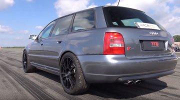 Audi S4 B5 B-Turbo