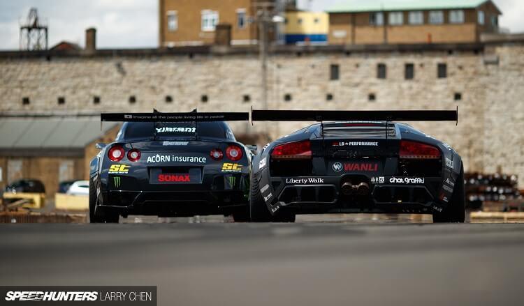 Battel Drift 2 Lamborghini Murcielago