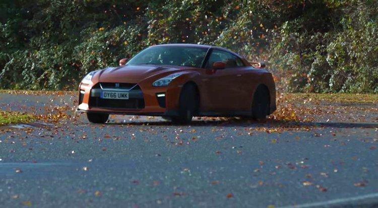 Chris Harris Nissan GT-R Review