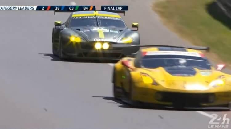 Corvette verliest GTE-PRO zege in laatste ronde aan Aston Martin