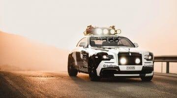 Jon Olsson's 810 pk Rolls-Royce Wraith