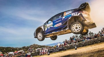 WRC 2017 – Rally Italia Sardegna Highlights