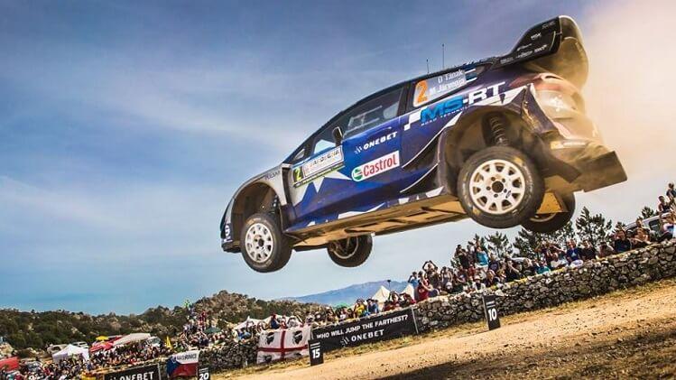 WRC 2017 – Rally Italia Sardegna Highlights