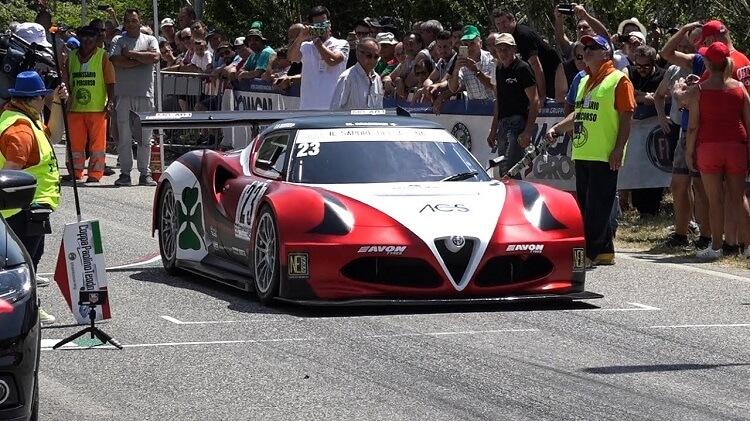Alfa Romeo 4C Zytek