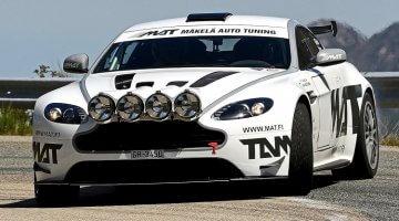 Aston Martin V8 Vantage R-GT