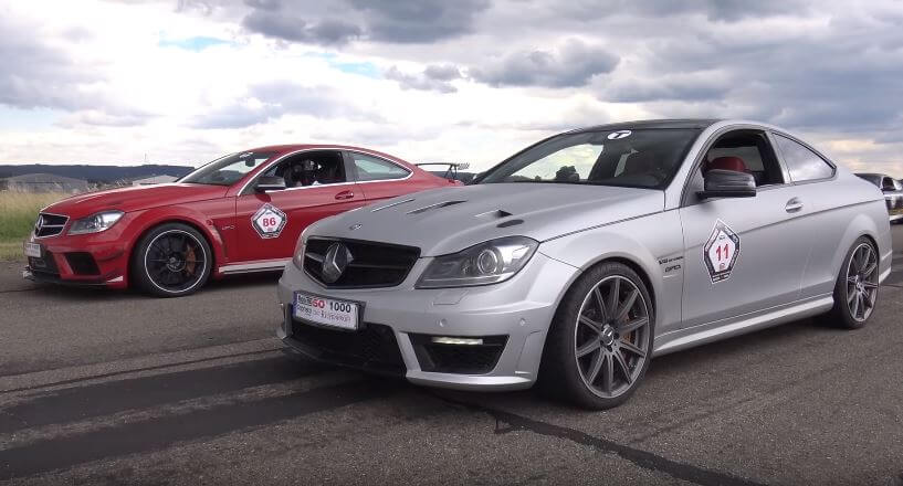 GAD Motors Mercedes-AMG C63