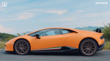 Lamborghini Huracán Performante Review