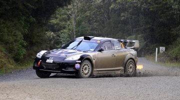 Mazda RX-8 Rallyauto