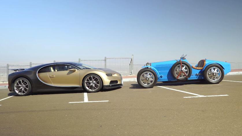 Pur Sang Bugatti Type 35