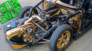 20B Rotary Dragster