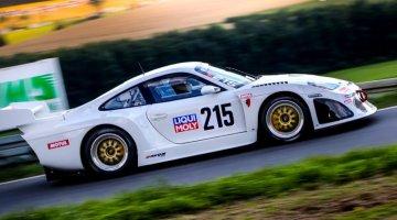 Kremer Porsche 997K3