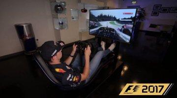 Max Spa F1 2017