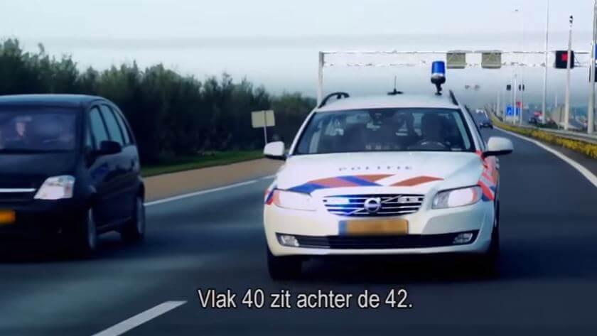 Achtervolging in Brabant eindigt in crash