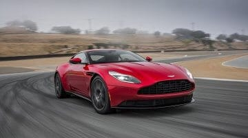 Best Driver's Car 2017 - Aston Martin DB11