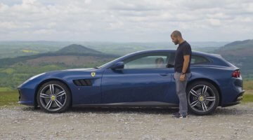 Ferrari GTC4Lusso Review Chris Harris