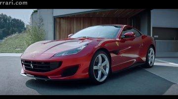 Ferrari Portofino Promovideo