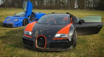 Hypercar off road