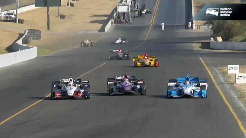 IndyCar 2017 - Sanoma Highlights