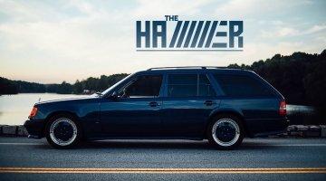 Mercedes-Benz AMG Hammer Wagon