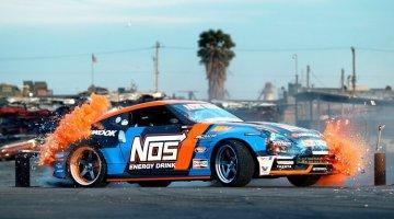Nissan 370Z Drift