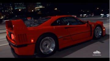 Petrolicious - Ferrari F40