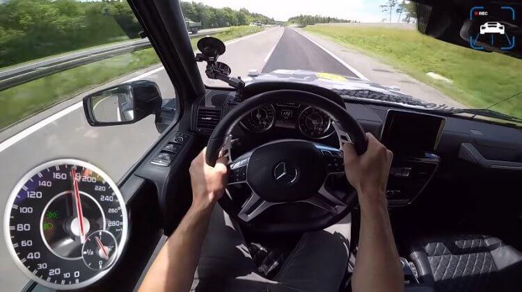 Zo hard kan een Mercedes-AMG G63 6X6