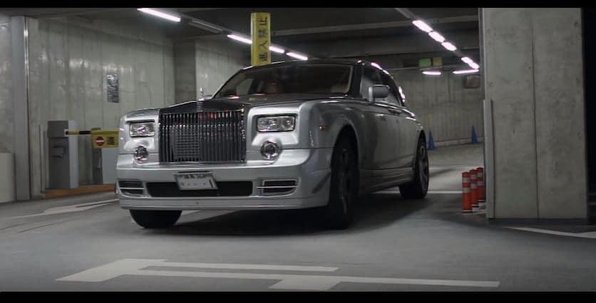 2JZ Rolls Royce Phantom