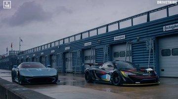 Aston Martin Vulcan vs McLaren P1 GTR